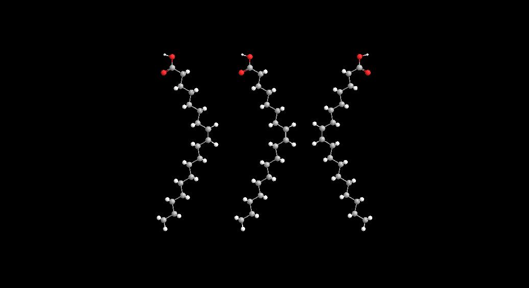 3 ácidos oléicos aceite