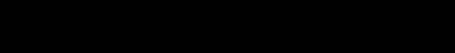 Estructura química del ácido esteárico