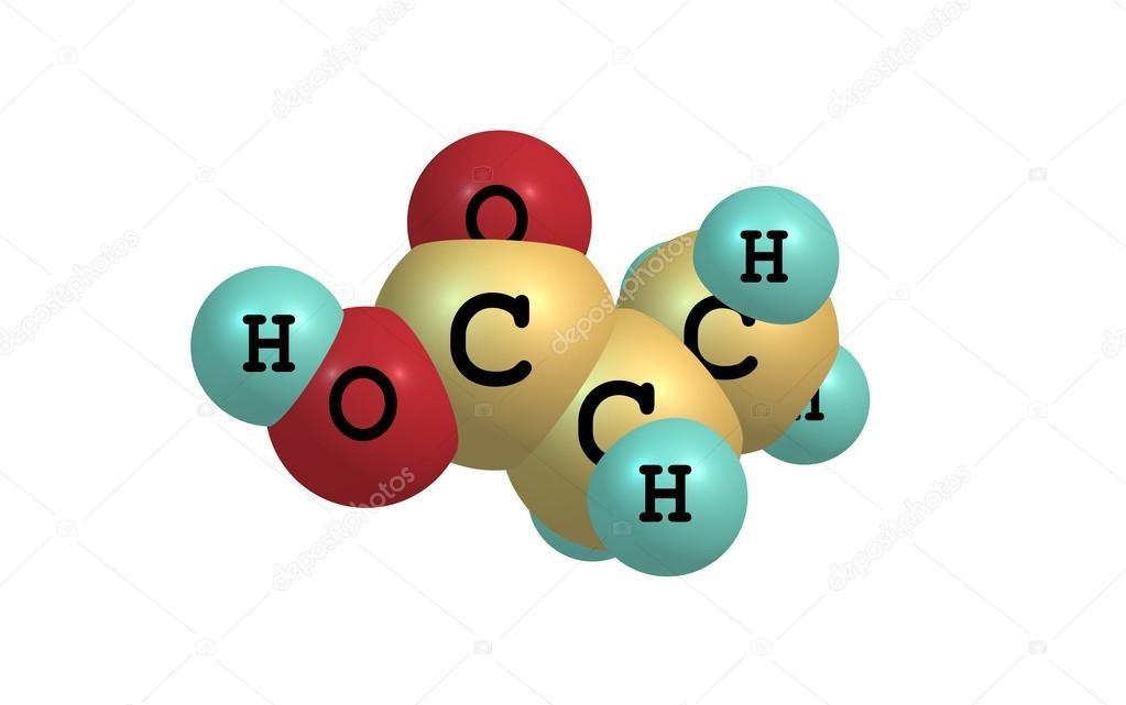 ácido propanoico etimología