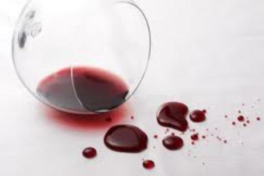 alcohol toxico en el vino