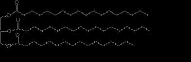 Molécula de grasa