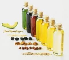 Varios aceites vegetales