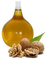 Nueces y aceite de nuez