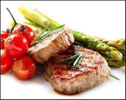 Carne a la plancha emulsiones