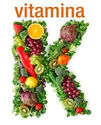 Frutas con vitamina K