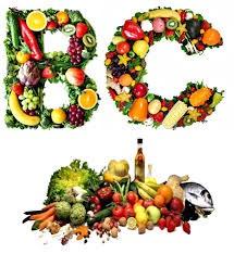 Vitaminas B y C