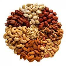 Alimentos con ácidos grasos omega 6