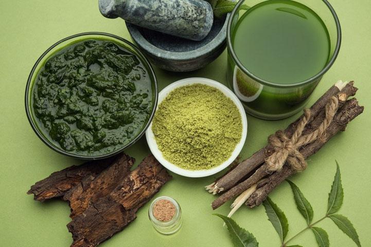 El aceite de neem es un potente pesticida