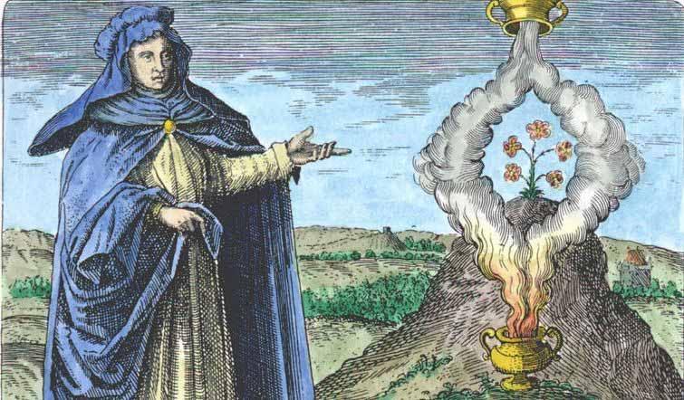 Alquimista María la Hebrea
