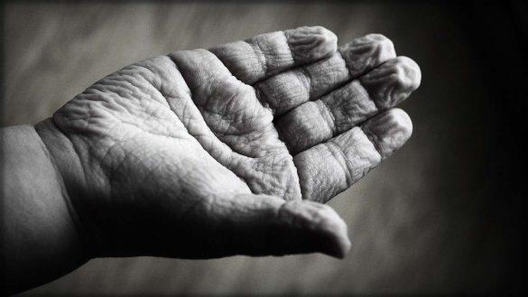 Envejecimiento de la mano