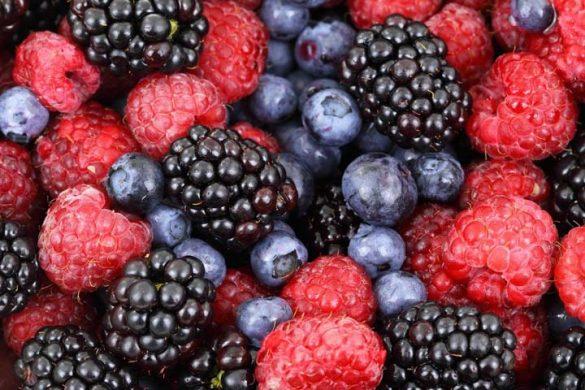 El resveratrol en los frutos rojos