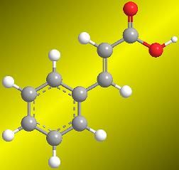 El ácido cinámico puede provocar escozor en una piel sensible