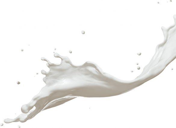 la leche es una emulsión