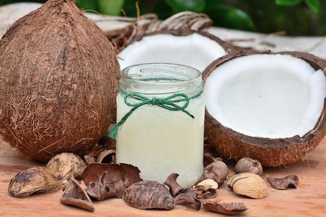 Aceite de coco como protector solar