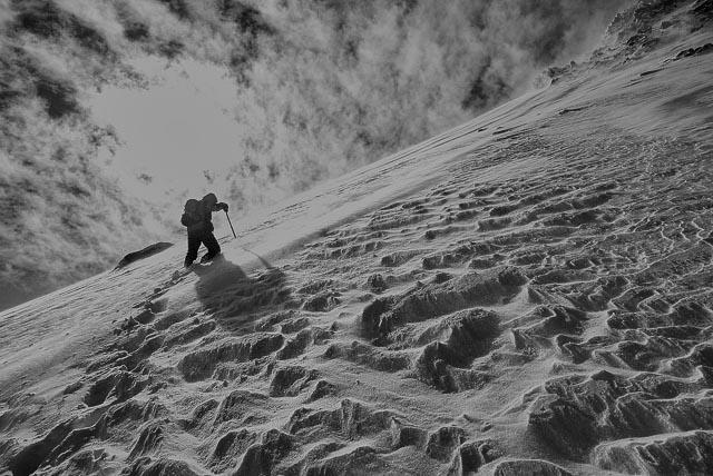 En alta montaña es importante usar alto SPF