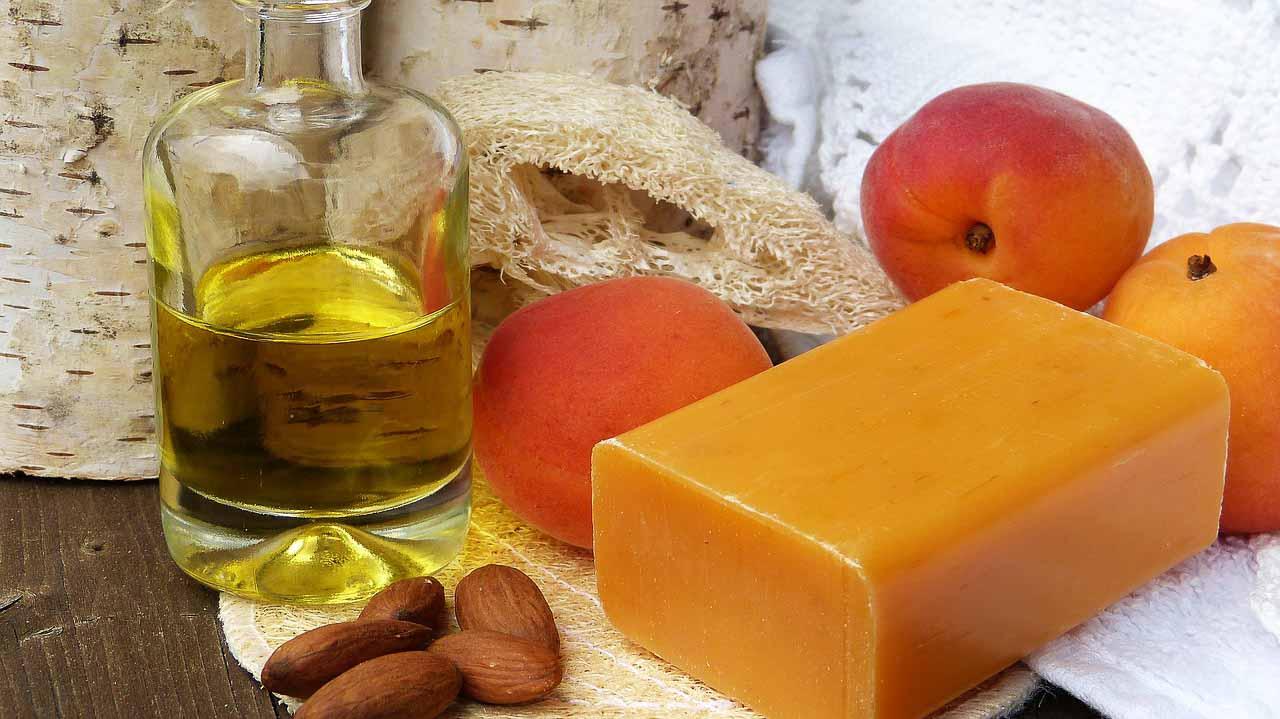 Propiedades cosméticas del aceite de albaricoque