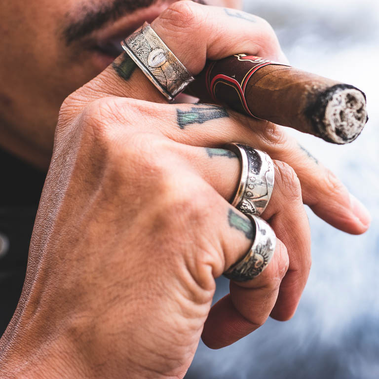 El tabaco produce radicales libres
